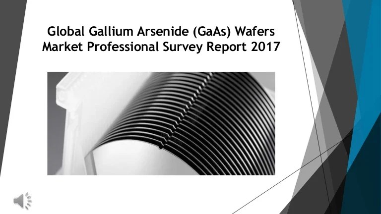 Gallium Arsenide Gaas Fabrication