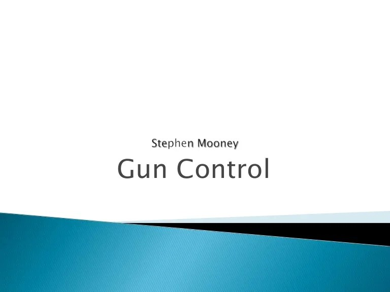 Gun Control Pros And Cons Essay Pros And Cons Of Gun Control Essay