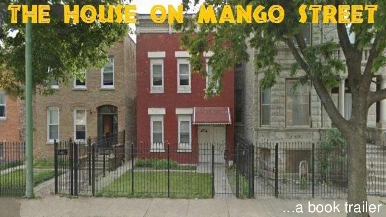 House on mango street book trailer