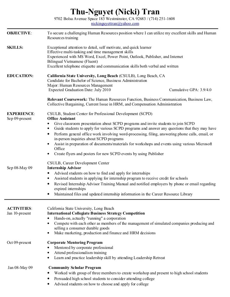 investment tech resume examples
