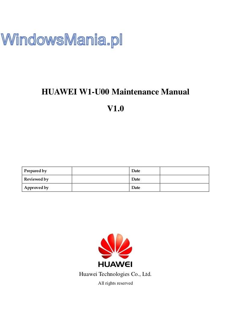 huawei g510 circuit diagram [ 768 x 1087 Pixel ]