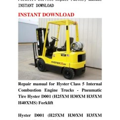 Hyster S50xm Forklift Wiring Diagram Ceiling Fan Light Schematic Library Origin