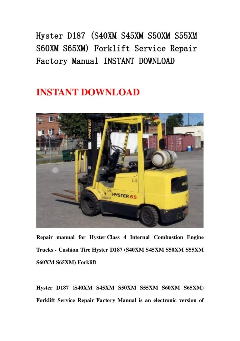 small resolution of hyster forklift s50xm wiring diagram wiring libraryhyster forklift s50xm wiring diagram