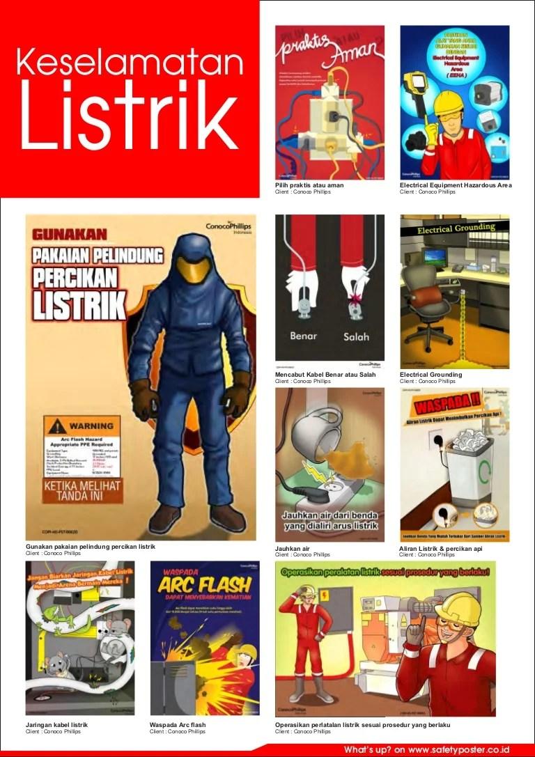 Katalog Safety Poster  Eksklusif