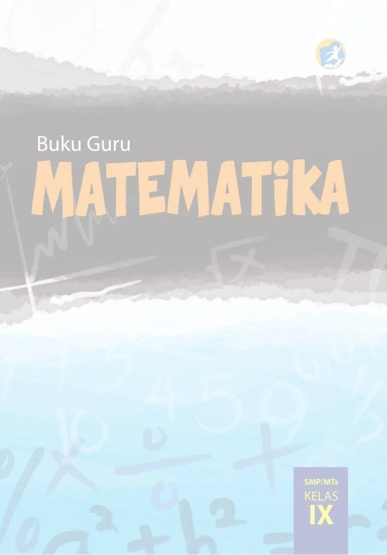 Buku Paket Matematika Kelas 9 : paket, matematika, kelas, Kelas, Matematika