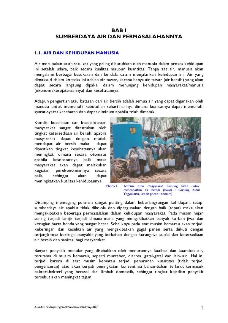 Kualitas Air Yang Dapat Digunakan Untuk Mencuci Pakaian : kualitas, dapat, digunakan, untuk, mencuci, pakaian, Kualitas, Lingkungan-ekonomi-kesehatan-juli07, Mulyana