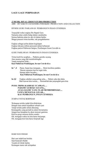 Download Lagu Sayonara Perpisahan : download, sayonara, perpisahan, Sayonara, Berpisah, Berbagai, Penting