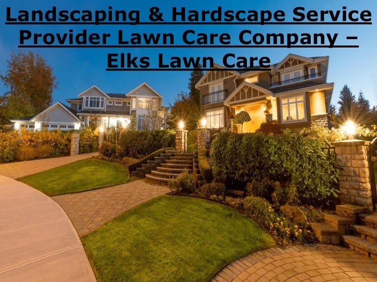 landscaping & hardscape service