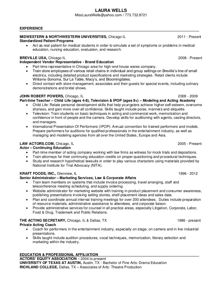 nurse educator resume examples - Clinical Instructor Resume