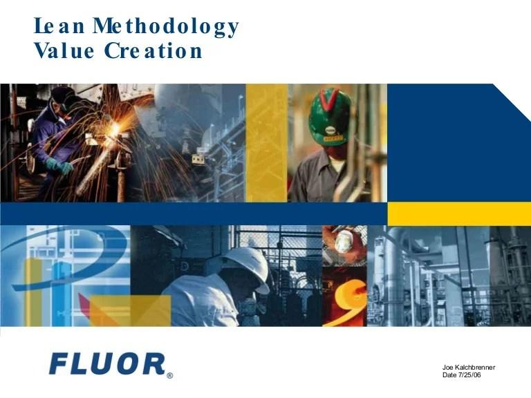 Lean Methodology July Monthly