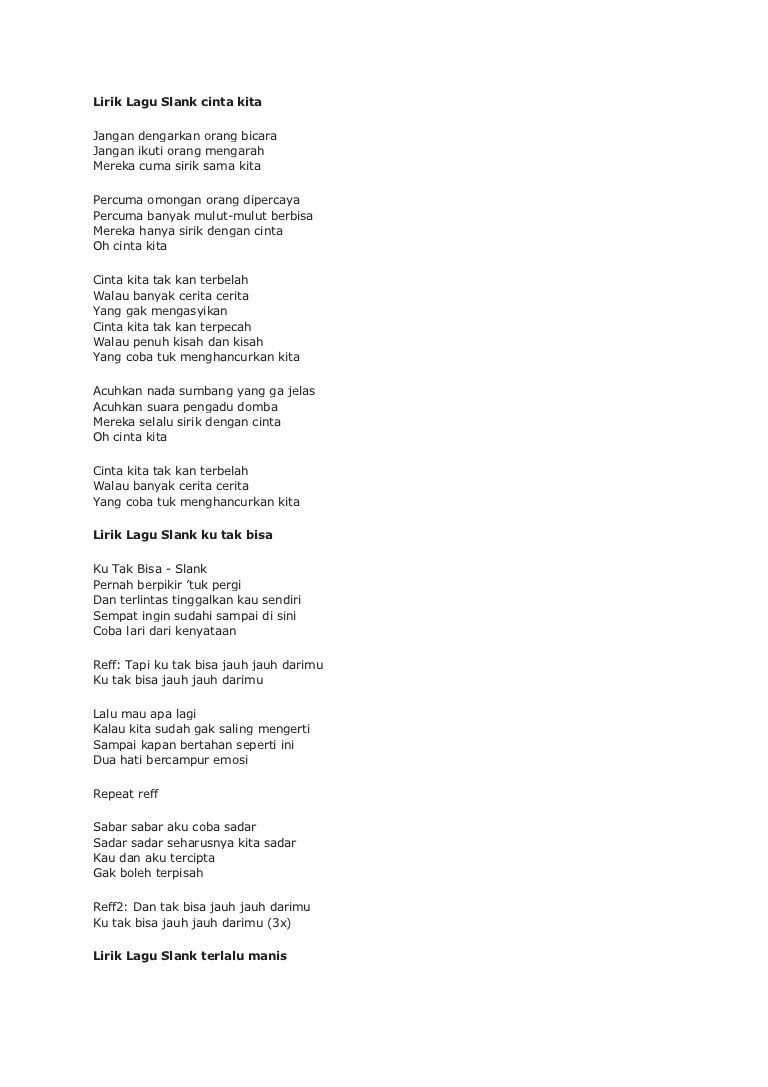 Chord Lagu Slank Solidaritas : chord, slank, solidaritas, Lirik, Slank
