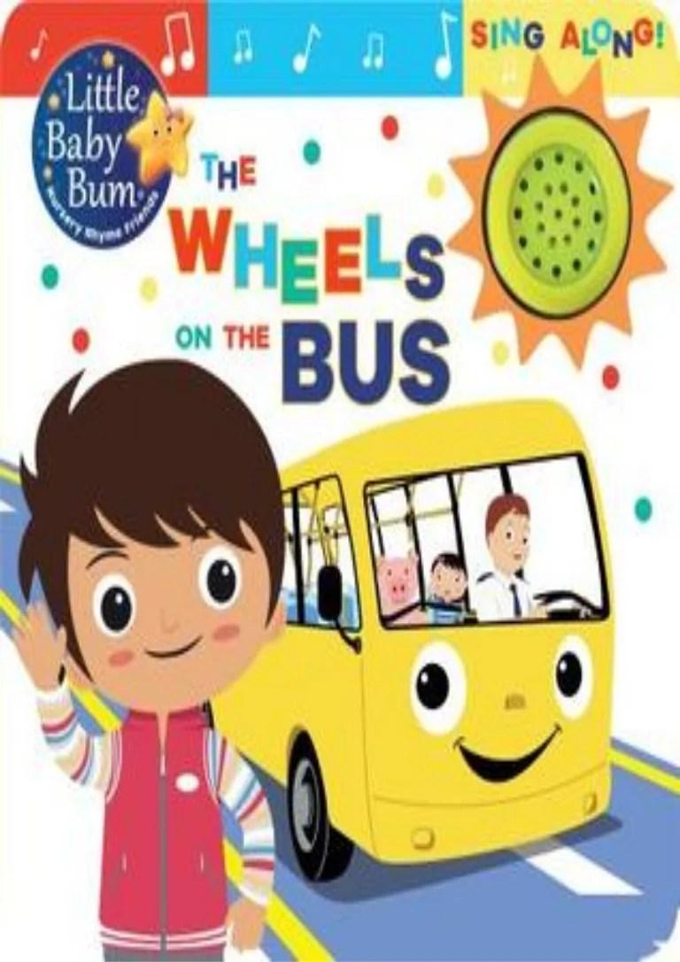 Little Baby Bum The Wheels On The Bus : little, wheels, Little, Wheels, Along!, Amazon