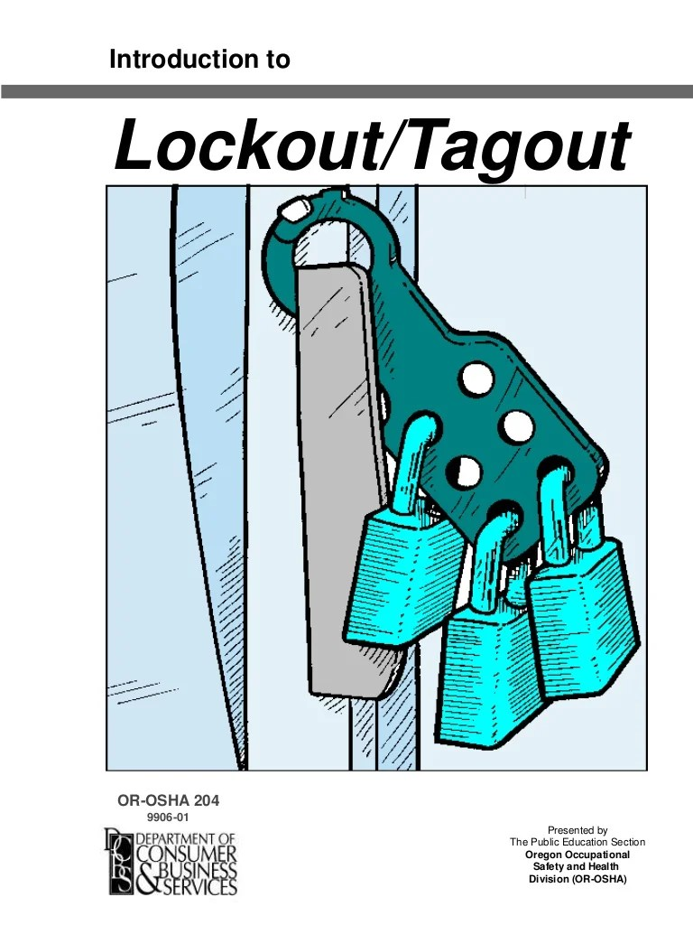 medium resolution of lock out tag out diagram