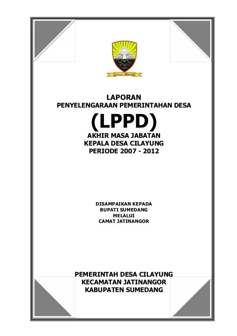 Download Lppd Akhir Masa Jabatan Kepala Desa : download, akhir, jabatan, kepala, Akhir, Jabatan