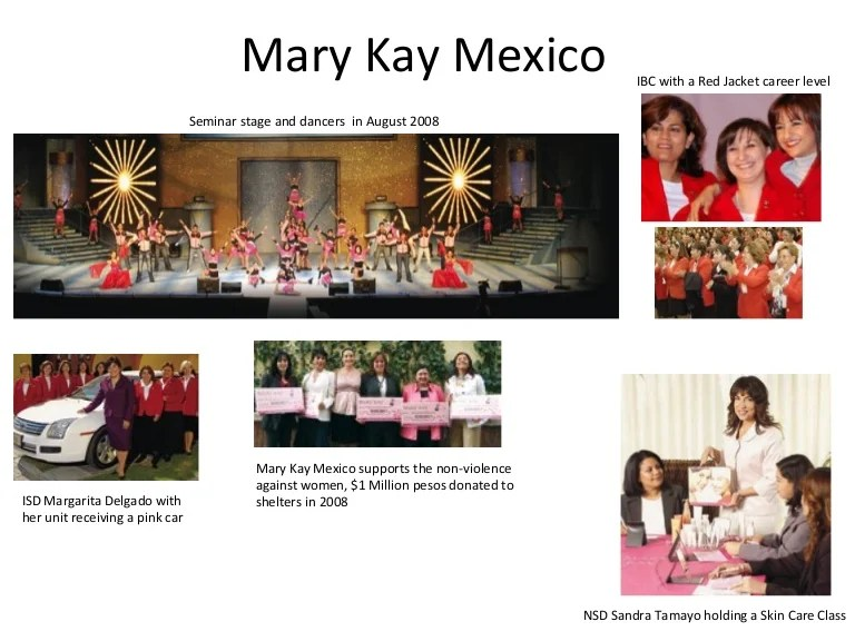 Mary Kay Mexico Anne