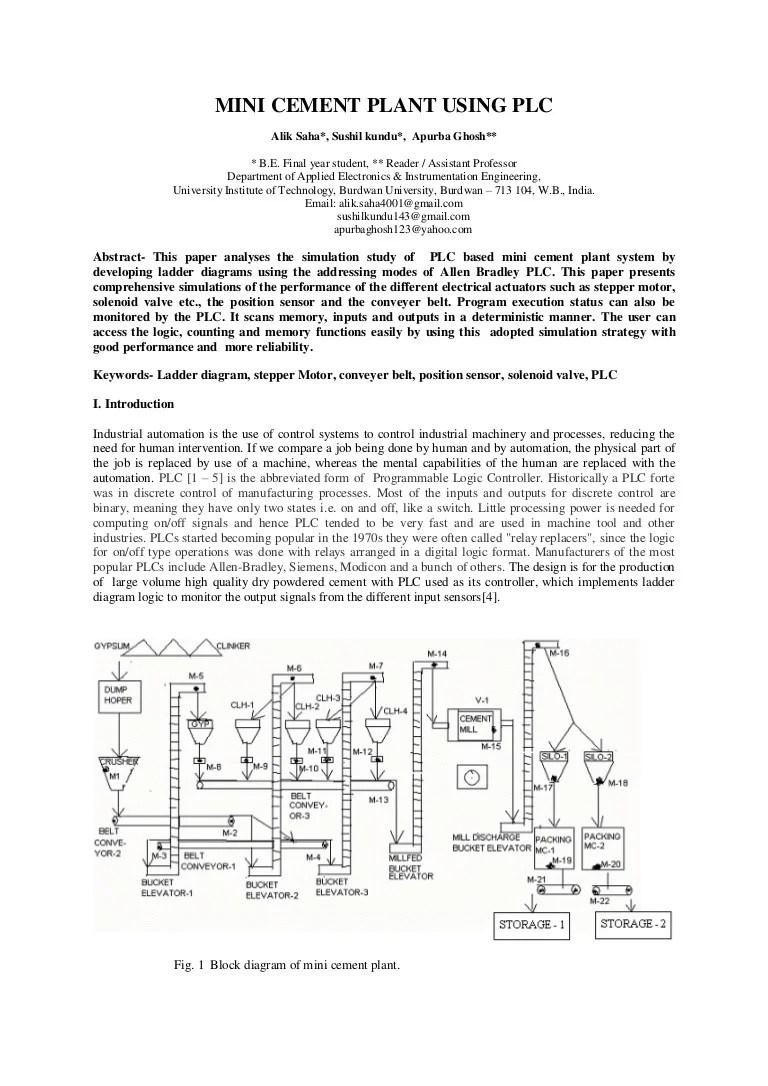 elevator ladder logic diagram [ 768 x 1086 Pixel ]