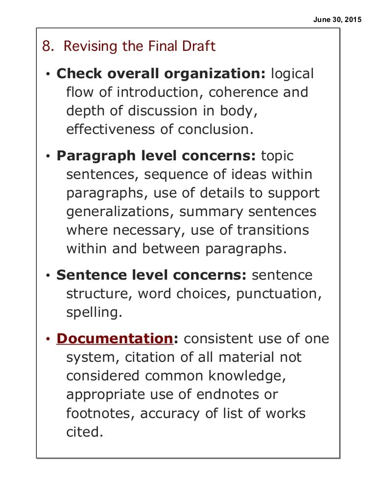 Advising Online Dissertation Students Structure Of An Research Essay