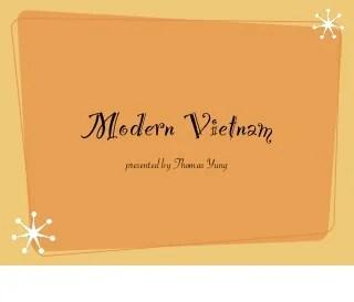 Modern Vietnam