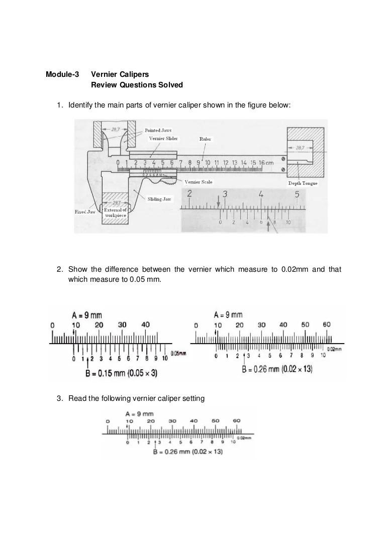 sketch diagram of vernier caliper [ 768 x 1087 Pixel ]