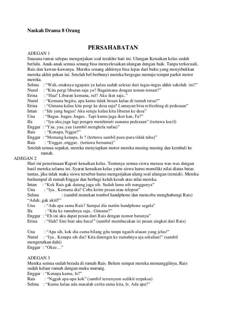 Naskah Drama 5 Orang : naskah, drama, orang, Archives, Giefira