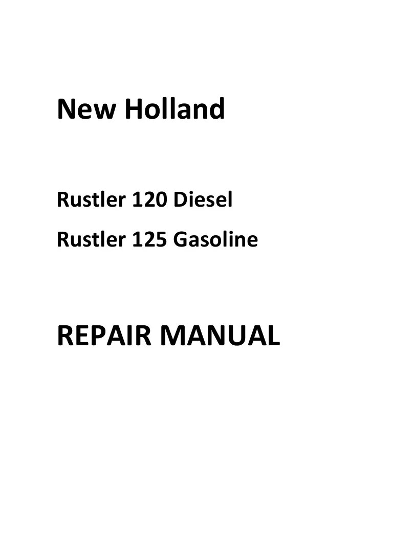 small resolution of new holland ls180 starter wiring diagram