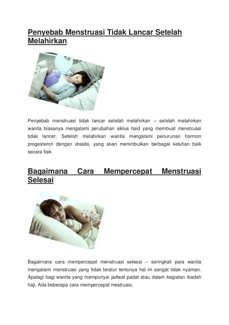 Siklus Menstruasi Secara Singkat : siklus, menstruasi, secara, singkat, Ngakax, Document, Sharing