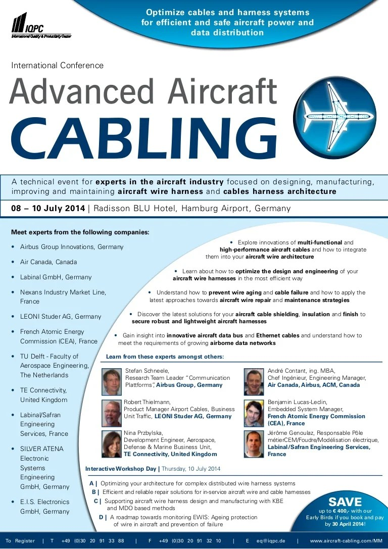 aircraft wire harnes manufacturer [ 768 x 1087 Pixel ]