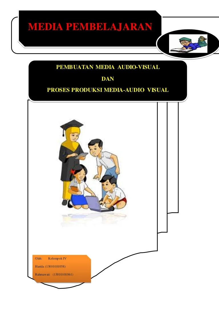 Contoh Media Audio : contoh, media, audio, Pembuatan, Media, Audio, Visual