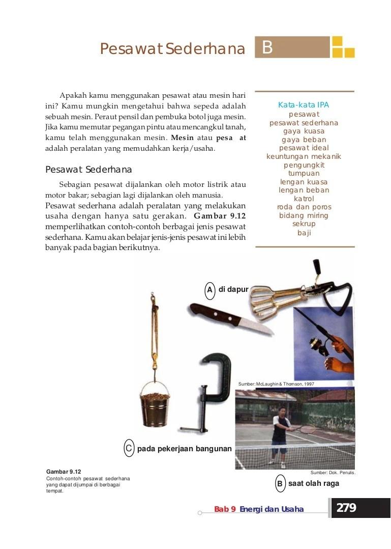 Contoh Pesawat Sederhana Bidang Miring : contoh, pesawat, sederhana, bidang, miring, Pesawat, Sederhana