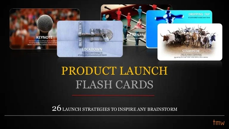 26 Product Launch Strategies
