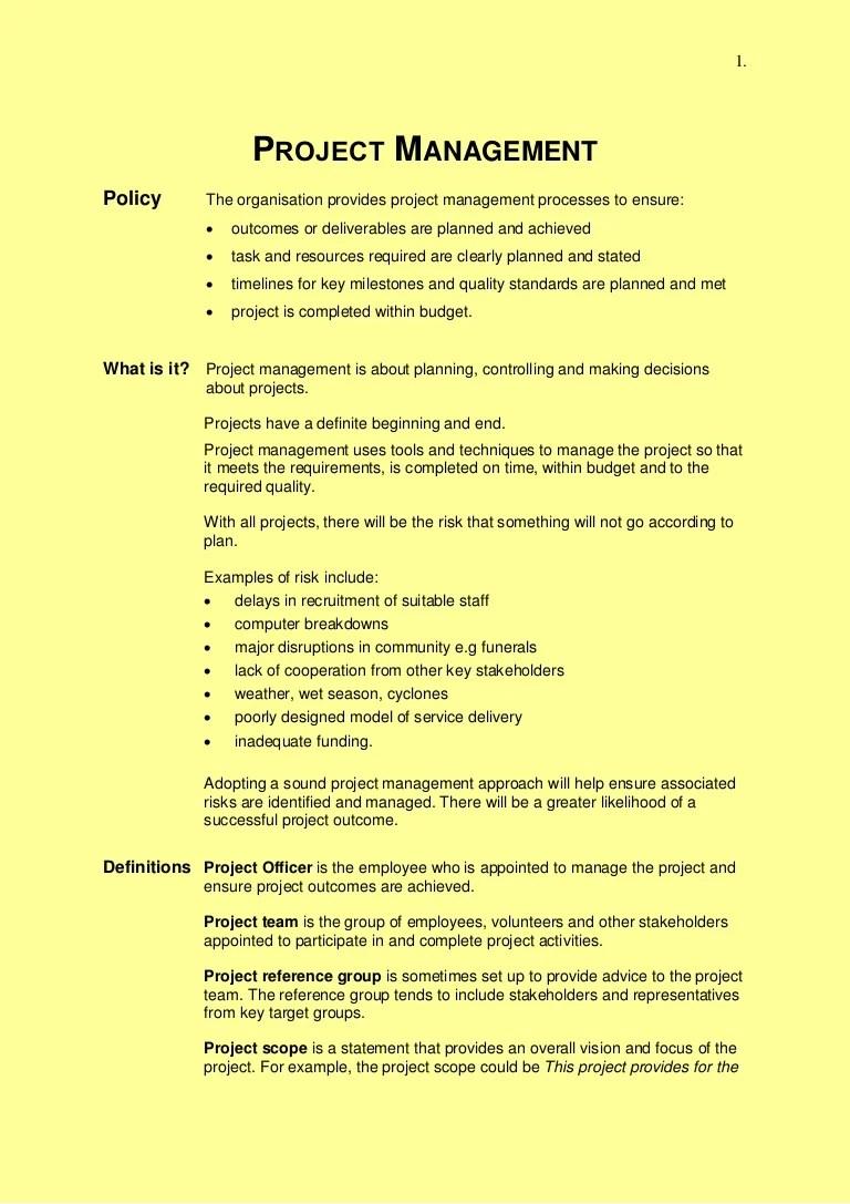 Contoh Reference Group : contoh, reference, group, Project, Management, Summary