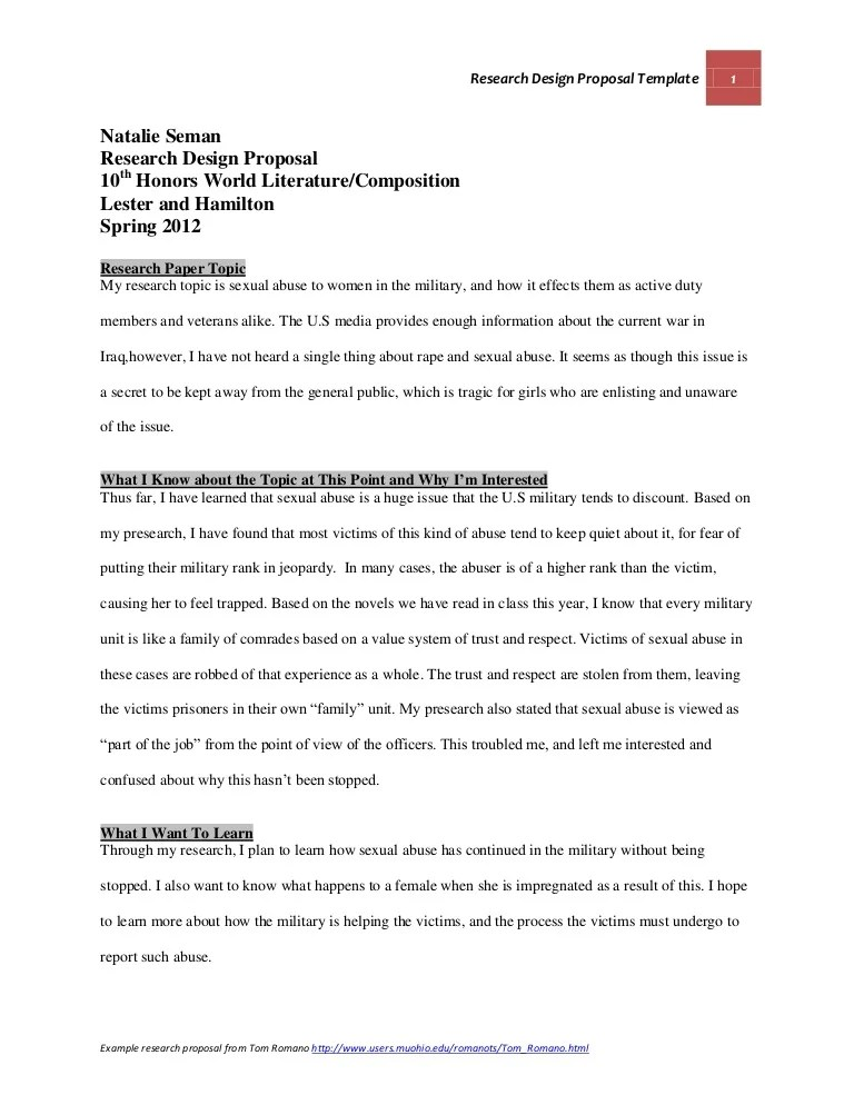 Research Essay Proposal Proposal Essay Topics Toreto Co Propose A