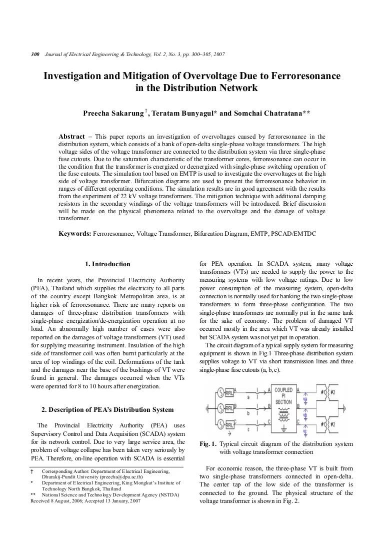 medium resolution of distribution electrical circuit diagram