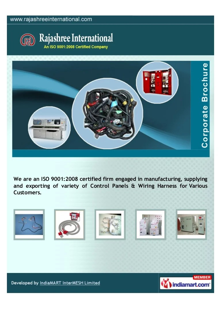 small resolution of wiring harnes company in pune