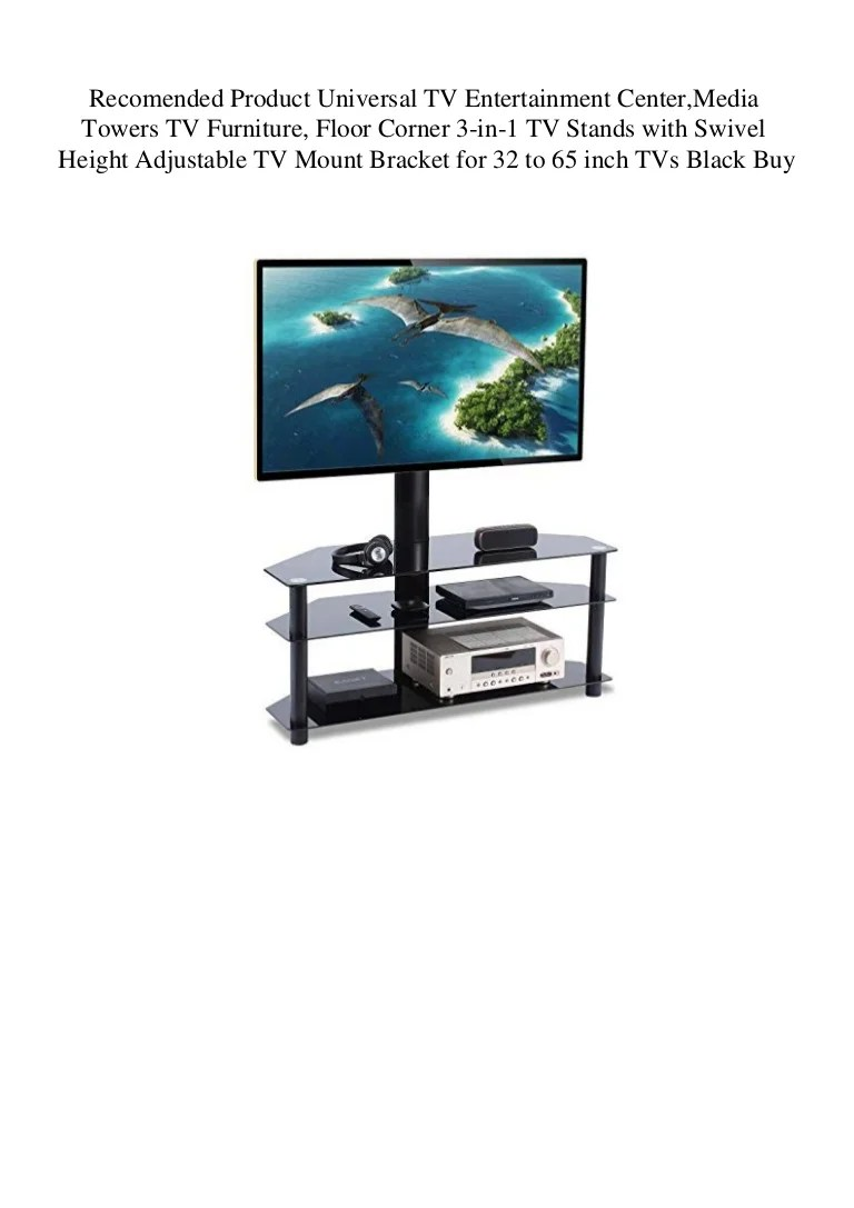 Recomended Product Universal Tv Entertainment Center Media Towers Tv