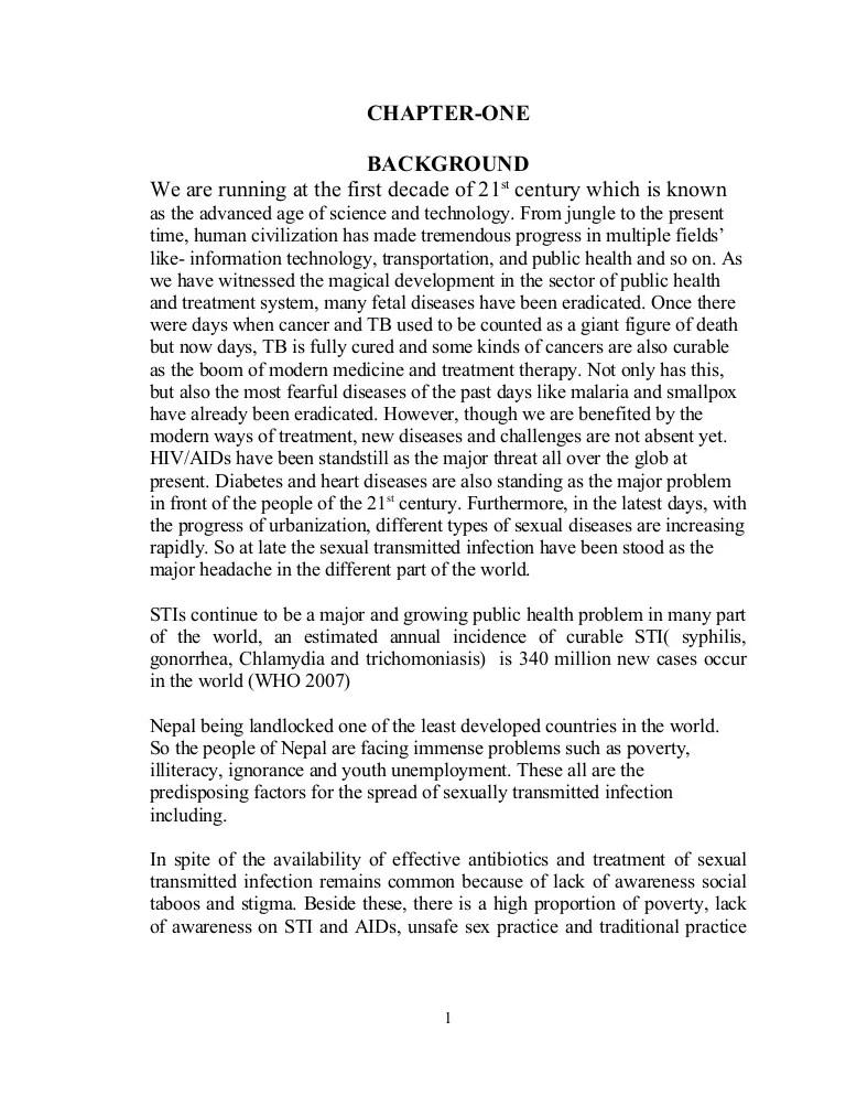 awareness of aids essay
