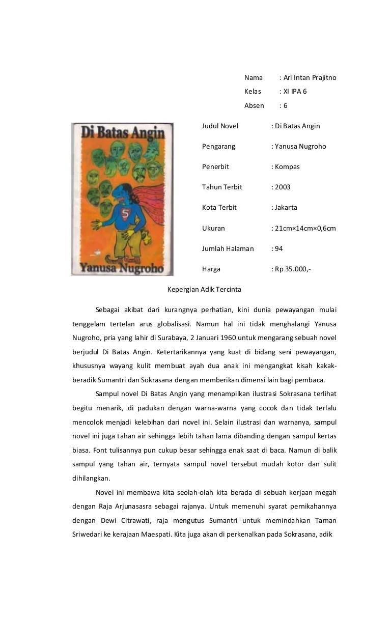 Contoh Resensi Buku : contoh, resensi, Contoh, Resensi