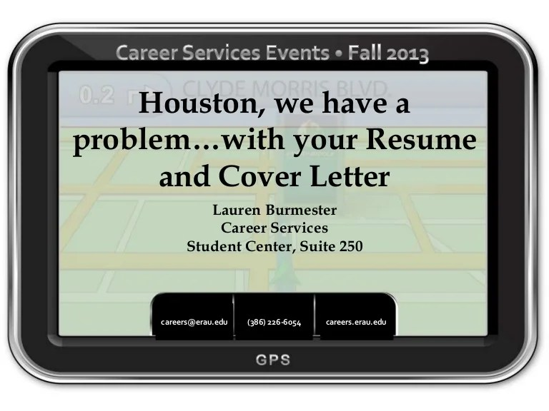 Resume & Cover Letter Success