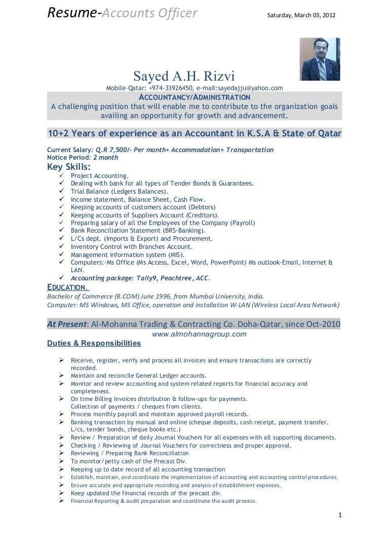 Accounting Professional Resume Sample Accounting Resume Gaap Staff  Accountant Resume Manager Leading Professional Accounts Staff Accountant