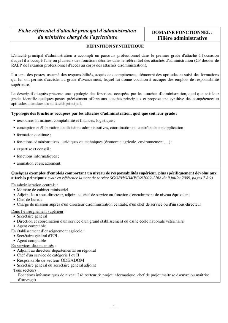 Examen Professionnel Attaché Principal 2015 : examen, professionnel, attaché, principal, Référentiel, Pplat