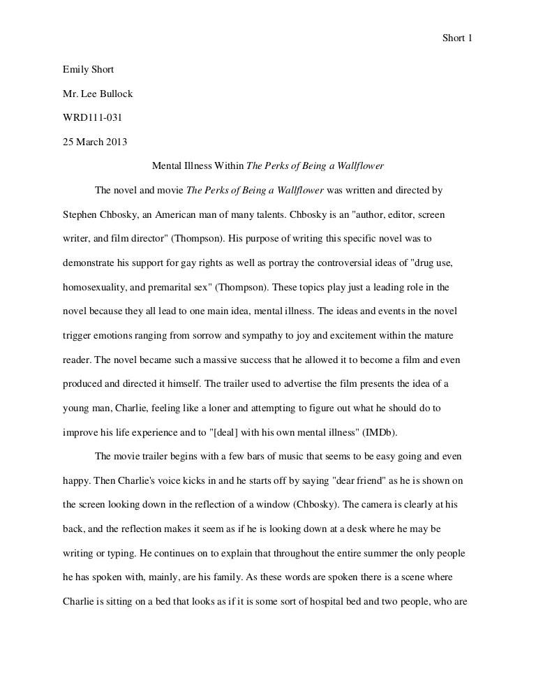 rhetorical analysis example essay