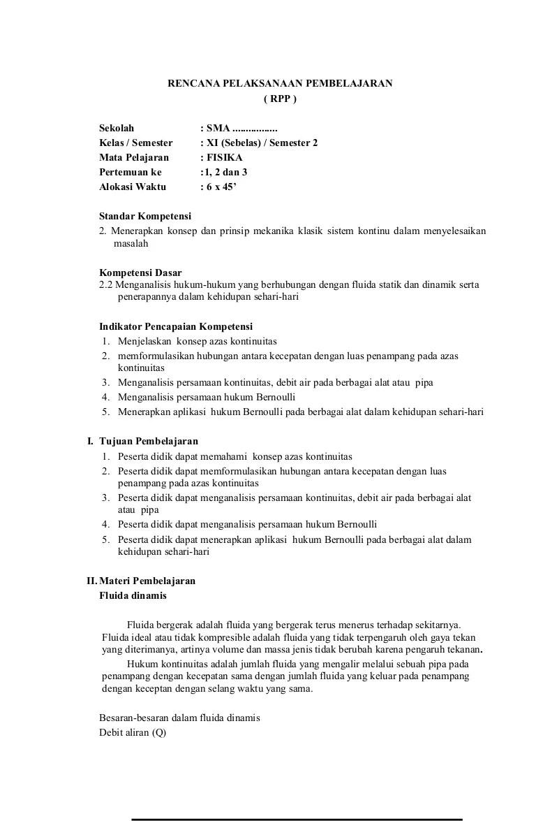 Penerapan Fluida Dinamis : penerapan, fluida, dinamis, Fluida, Dinamis