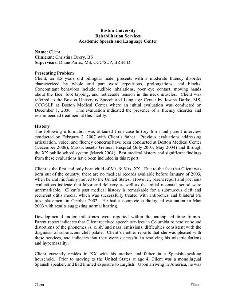 Sample Evaluation Report Ash Edu Week Assignment Sample Action