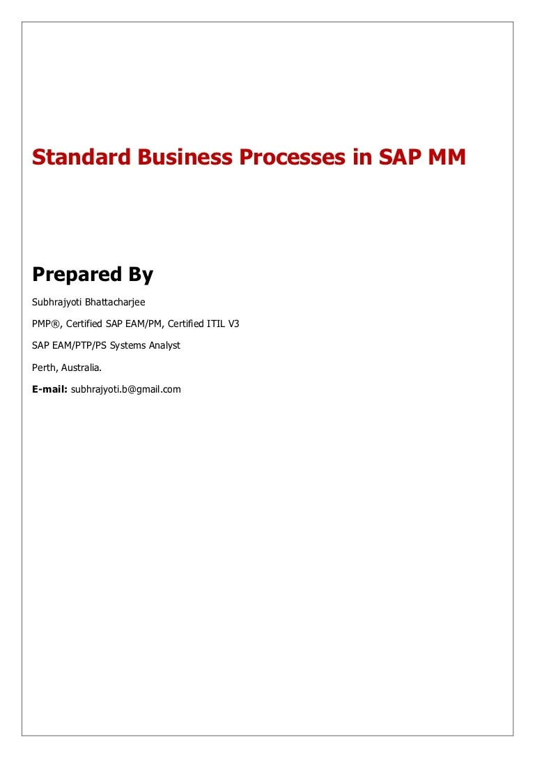 small resolution of sap mm flow diagram