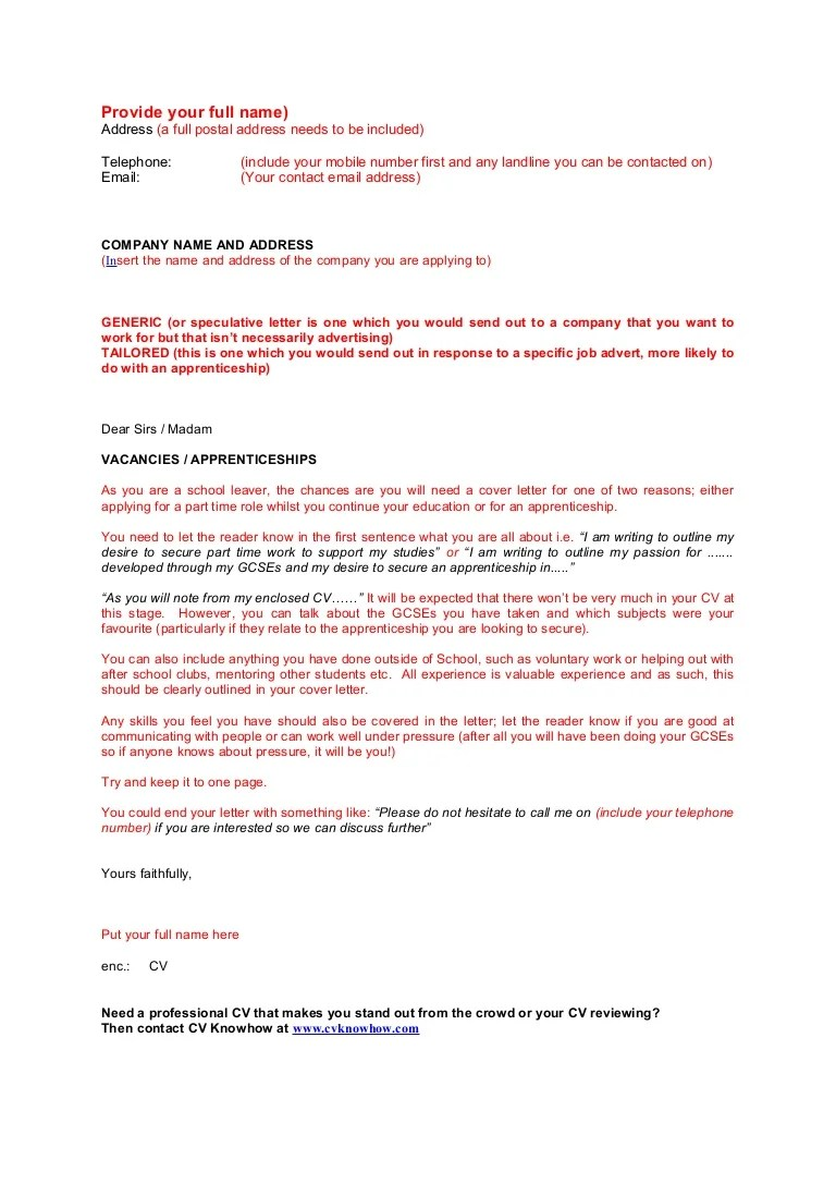 Resume Templates Cover Letters