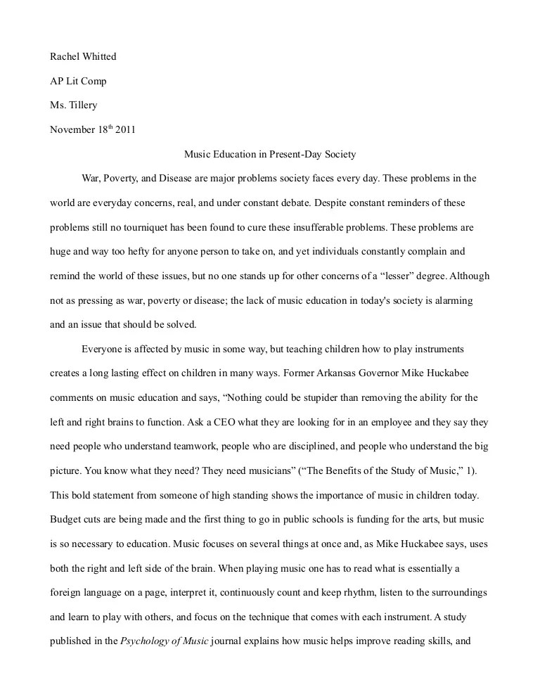 Senior Project Essay Mental Illness Senior Project Final Paper