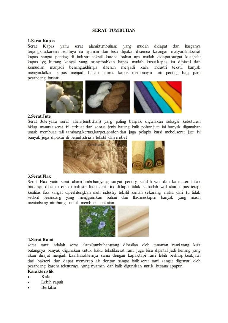 Contoh Serat Hewan Dan Manfaatnya : contoh, serat, hewan, manfaatnya, Serat, Tumbuhan, Hewan