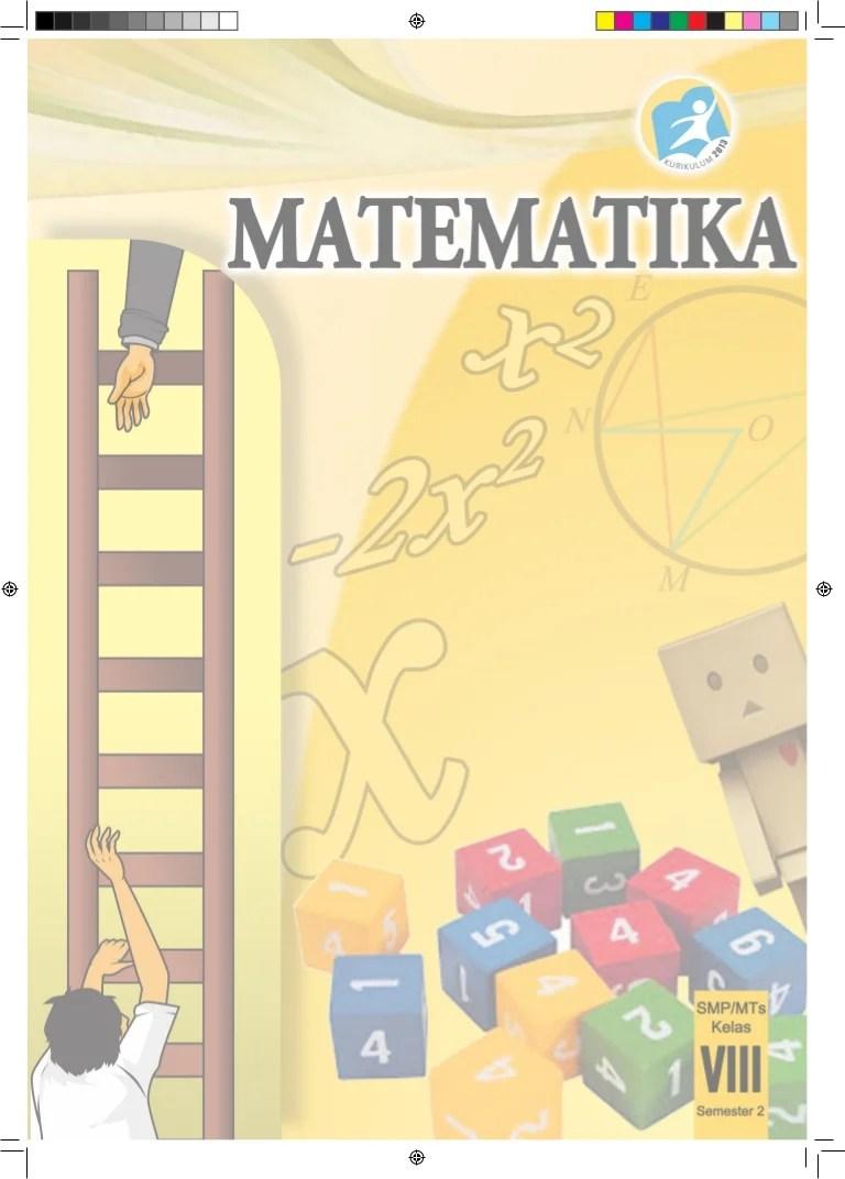 Materi Kelas 8 Semester 2 : materi, kelas, semester, Matematika, Kelas, Semster, Kurikulum