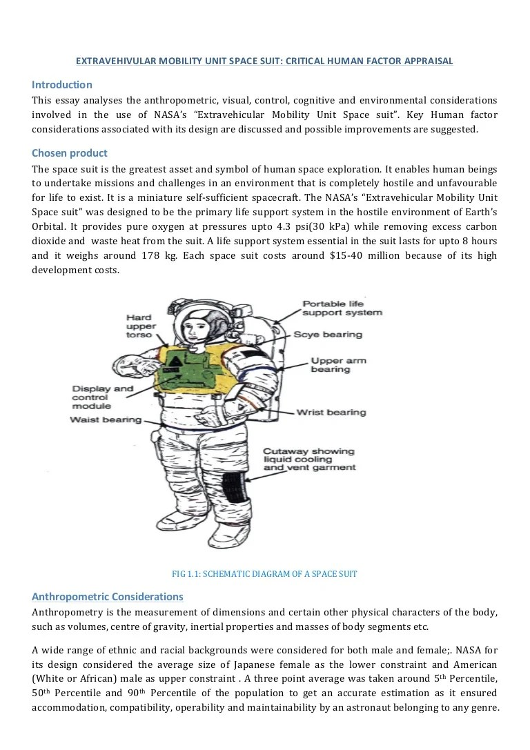 small resolution of diagram of a gemini space suit hd