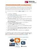 Tarea de PEC del tema 2 :Usos educativos de internet